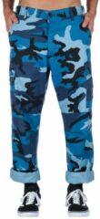Blauwe Rothco BDU Pants camouflage