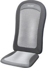 Grijze Beurer MG206 - Shiatsu massagekussen - Extra dun - Timer