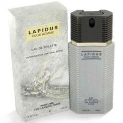 Herenparfum Lapidus Pour Homme Ted Lapidus EDT 100 ml