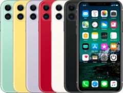 Apple Refurbished Leapp Refurbished Apple iPhone 11 - 64 GB - Paars - Licht gebruikt - 2 Jaar Garantie - Refurbished Keurmerk