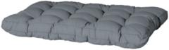 Madison Florance grijs palletkussen 120x80cm