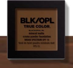 Black Opal True Color Mineral Matte Crème-to-Powder Foundation SPF15 – Suede Mocha (640) – met Shade ID