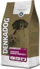 Denkadog Superior Crocque Derma Protect - Hondenvoer - Kip Rund Rijst 12.5 kg