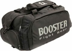 Booster Rugtas Sporttas B-Force Duffle Bag Sportsbag Zwart Large