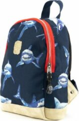 Marineblauwe Pick & Pack Shark Backpack XS / Navy