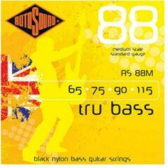Rotosound 88M Tru Bass 88 basgitaarsnaren 65 - 115 medium scale