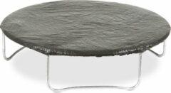Merkloos / Sans marque Relaxdays Beschermhoes trampoline - afdekhoes - afdekzeil - hoes - regenhoes - zwart 305 cm
