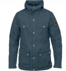 Groene Fjällräven - Greenland Jacket - Vrijetijdsjack maat S, zwart/purper