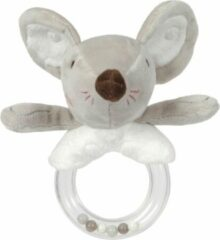 Tiamo Collection Ballet muis ringrammelaar grijs