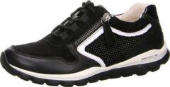 Gabor Rollingsoft 56.964.47 dames sneaker - zwart - maat 37.5