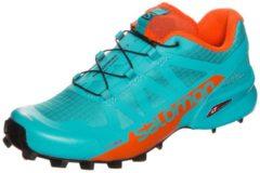 Speedcross Pro 2 Trail Laufschuh Damen Salomon blue bird / scarlet ibis / black