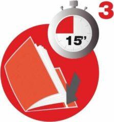 14x Apli Verstelbare boekomslag, voor A4, blister a 3 stuks