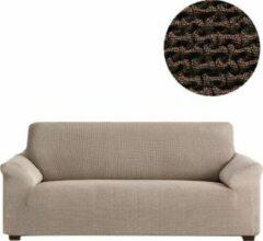MeubelVisie Milan meubelhoezen - Bankhoes 240-270cm - Bruin - Verkrijgbaar in verschillende kleuren!
