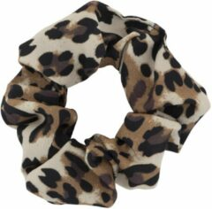 HEMA Scrunchie Luipaard