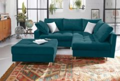 Collection AB Polsterecke, inklusive Hocker