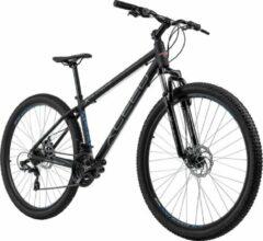 Zwarte Ks Cycling Fiets MTB hardtail Twentyniner 29 inch Xceed