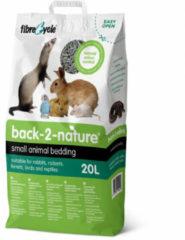 2x Back-2-Nature Bodembedekking 20 liter
