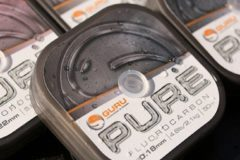 Transparante Guru Pure Fluorocarbon - 0.25mm - 50m