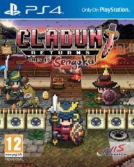 NIS America Cladun Returns: This is Sengoku! PS4 (84548)