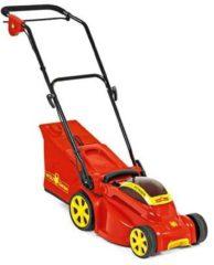Rode WOLF-Garten 18BKEJ13650 Duwgrasmaaier Batterij/Accu Rood, Geel grasmaaier