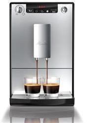 Afbeelding van Melitta automatisch koffiezetapparaat CAFFEO® Solo® zwart/zilverkleur, E 950-103, 1,2 l-reservoir