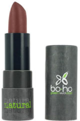 Bruine Boho Green make-up Boho, Lipstick lin 107 mat