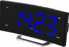 Zwarte Smartwares Clock radio CL-1658