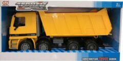 Braet Vrachtwagen met Container Frictie