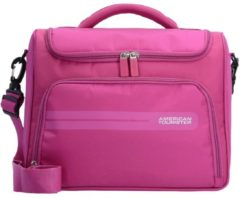 Rosa Summer Voyager Beautycase 32,5 cm American Tourister deep pink