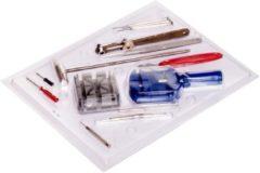 Merkloos / Sans marque Horlogemakers gereedschap set watch tool kit
