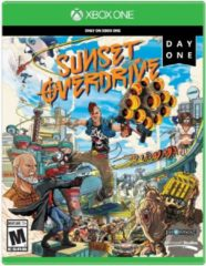 Microsoft Sunset Overdrive - Day One Edition - Xbox One