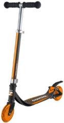 Skids Control Vouwstep 125mm - Step - Jongens en meisjes - Zwart;Oranje