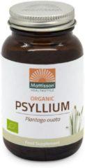 Mattisson / Psyllium Husk (Plantago ouata) 750mg v-caps Biologisch - 90 vcaps