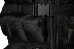 Gewichtsvest - VirtuFit Verstelbaar Weight Vest Pro - 10 kg - Zwart