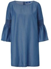 CONLEYS BLUE Kleid, im Denimlook, Modisch, Baumwolle