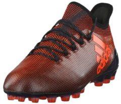 Fußballschuhe X 17.1 AG S82277 adidas performance FTWWHT/REACOR/CBLACK