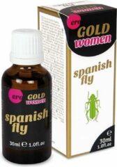 HOT (all) ERO Spain fly women - gold - strong - 30 ml - Pills & Supplements