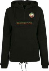 FitProWear Pullover Hoodie Zwart Maat XL - Trui - Hoodie - Dames - Sportkleding - Sweater - Capuchon - Casual Kleding - Casual - Trainingskleding - Katoen - Polyester