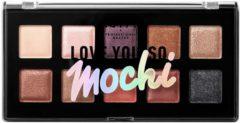 NYX Professional Makeup Paletten Nr. 2 - Sleek And Chic Lidschattenpalette 100.0 g