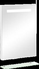 Badstuber Slim LED spiegel 60x80cm met planchet