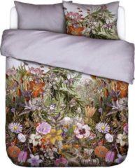 Essenza Annelinde - Dekbedovertrek - Lits-jumeaux - 240x200/220 cm + 2 kussenslopen 60x70 cm - Lilac