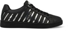 GUESS BOLIER/ACTIVE LADY/LEATHER LIK Dames Sneakers - Zwart - Maat 37