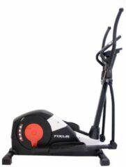 Grijze Crosstrainer Focus Fitness Fox 3 iPlus - incl. hartslagfunctie en bluetooth