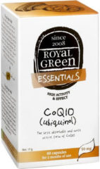 Royal Green Royal groen Co Q10 ubiquinol (60 Vitamine