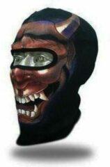 Rode Facemasks Samurai - Bivakmuts