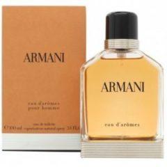 Giorgio Armani Eau dAromes Homme 100 ml Eau de Toilette EDT profumo uomo