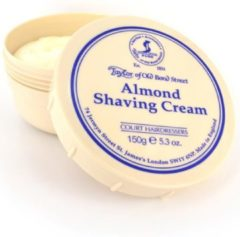 Taylor of Old Bond Street Almond Scheercreme