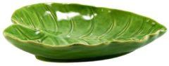 Schmuckschale Feuille RWH grün