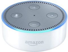 Amazon 841667112626 Stereo portable speaker Wit draagbare luidspreker