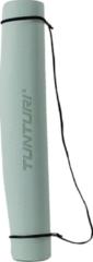 Lichtblauwe Tunturi TPE Yogamat - Fitnessmat - 183 x 61 x 0,4 cm - Blauw